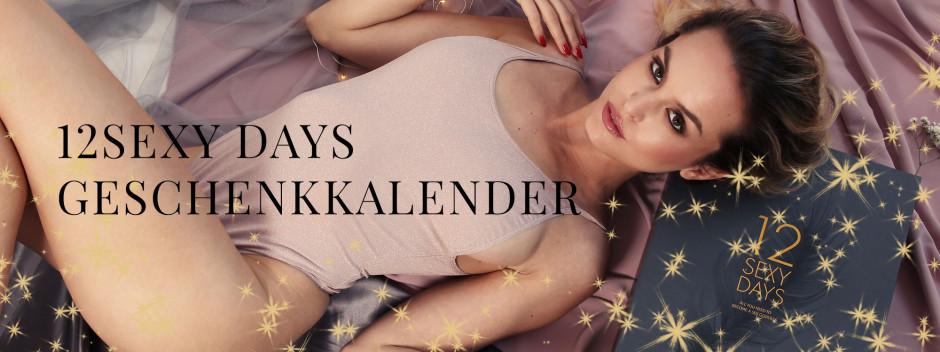 12 sexy days Geschenkkalender
