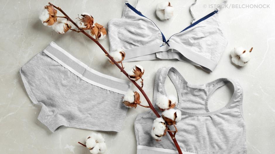 Aus welchem Material werden Dessous und Unterwäsche hergestellt?