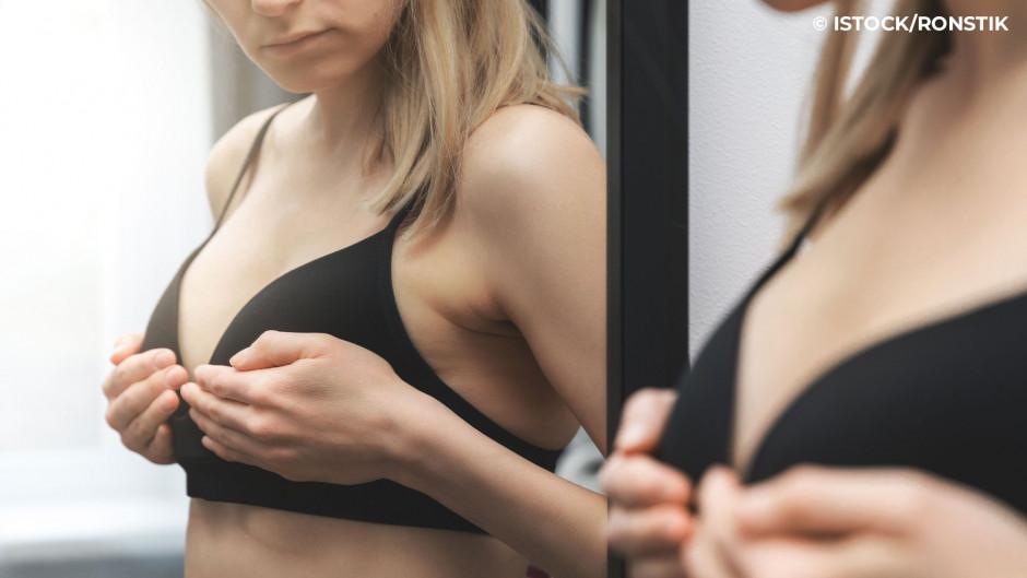Ratgeber zu Brustform und Größe des Busens