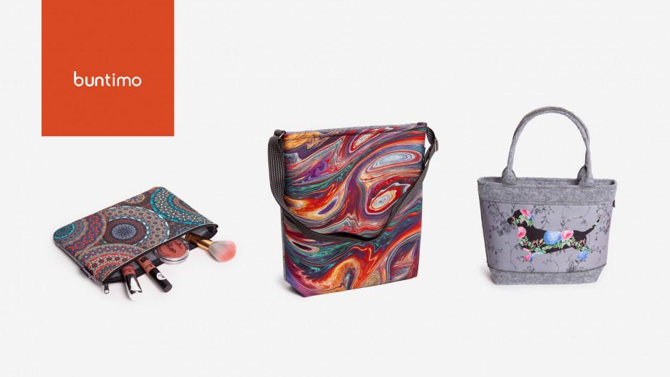 Designertaschen aus Öko-Filz