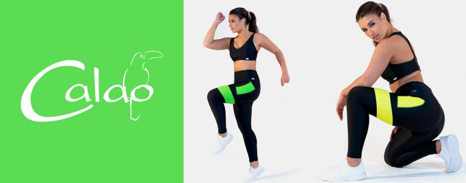 Fitness Neon von Calao