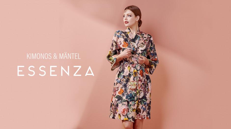 Essenza Kimonos & Mäntel