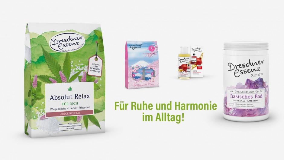 Dresdner Essenz Geschenksets und mehr