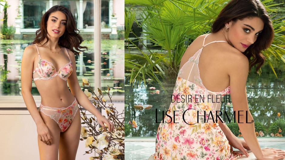Lise Charmel - Desir en Fleur