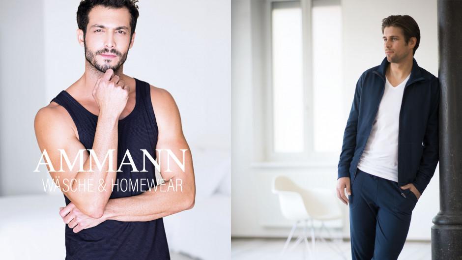 Ammann - Wäsche und Homewear