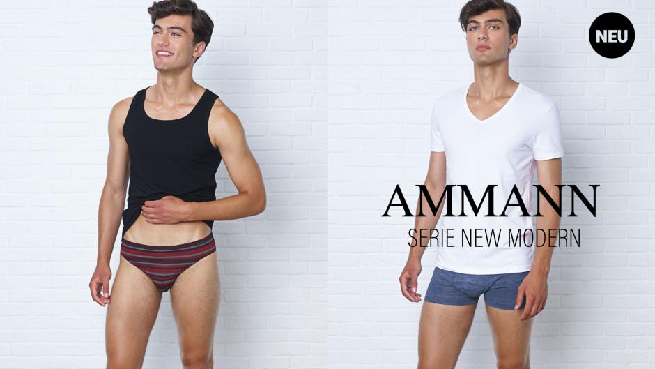 Ammann - New Modern