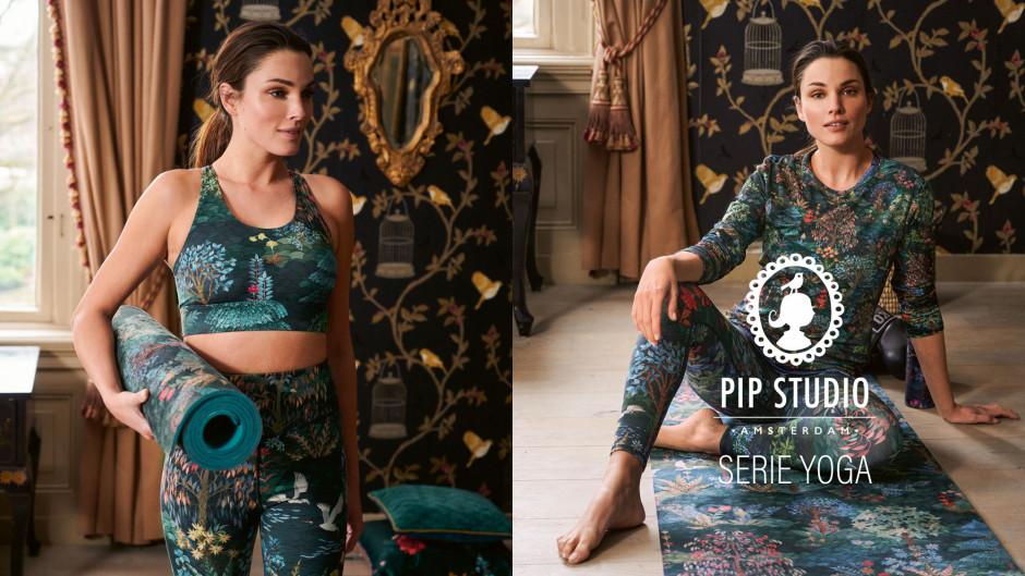 Pip Studio Yoga