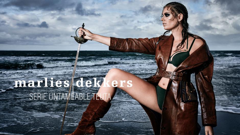 Marlies Dekkers - Untameable Teuta