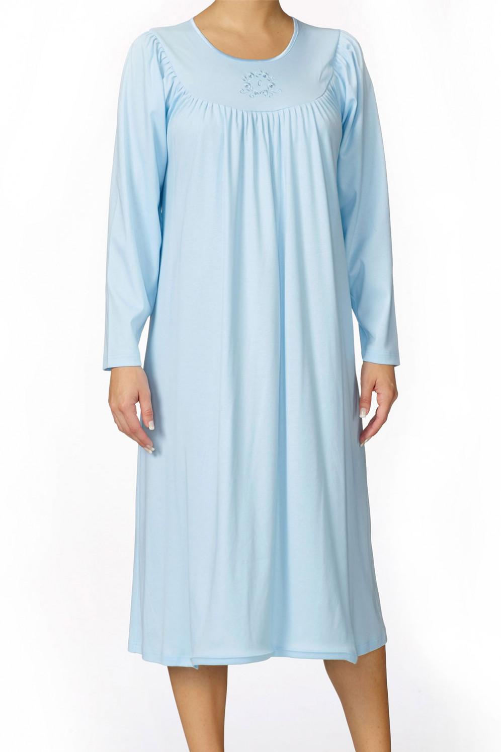 zuverlässiger Ruf Shop für authentische Dauerhafter Service Langarm-Nachthemd