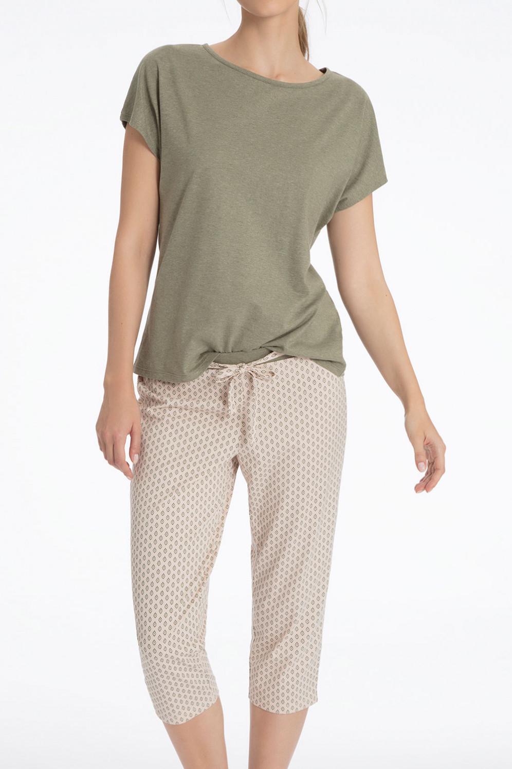 0b4a33e200 Vergrößern Abbildung zu Pyjama 3/4 (40526) der Marke Calida aus der Serie  Doreen ...