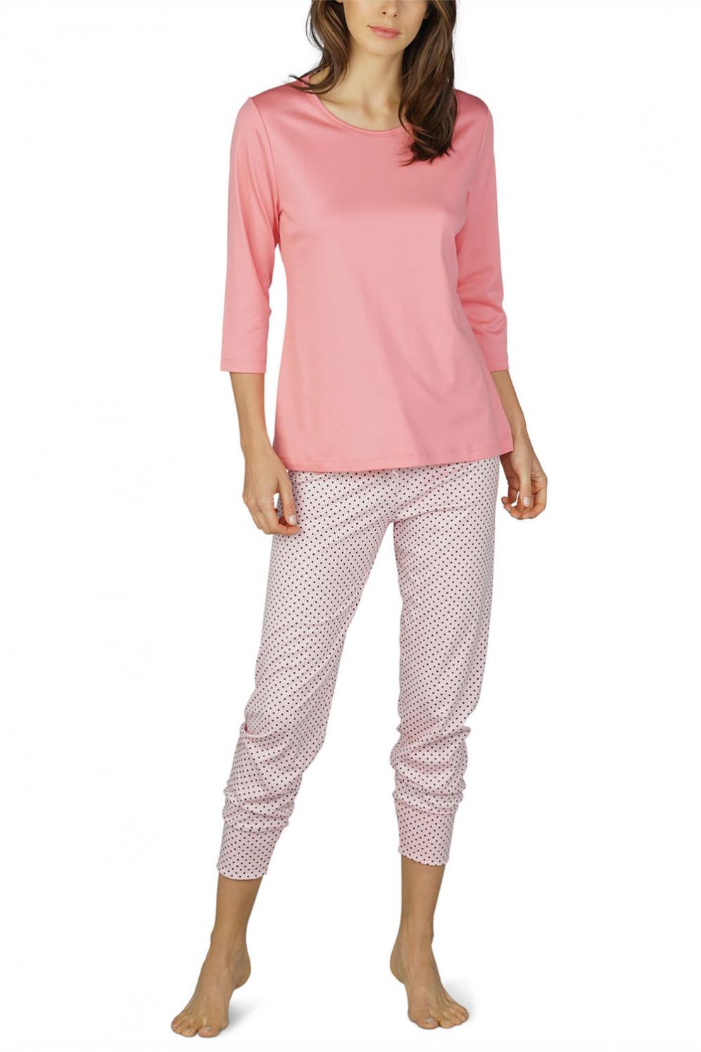 0d7dc41b06 Vergrößern Abbildung zu Pyjama 7/8, 3/4-Ärmel (13954) der ...