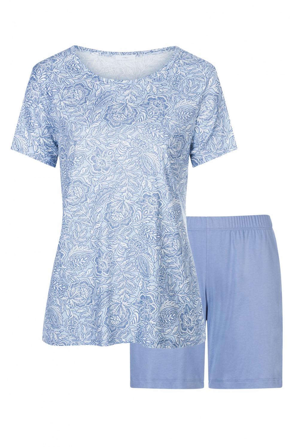 a285cb6763 Vergrößern Abbildung zu Pyjama Bermuda (13237) der Marke Mey Damenwäsche  aus der Serie Vicky ...